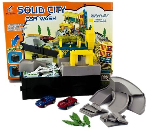 Myjnia Samochodowa Solid City
