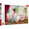 Puzzle 500: Mała baletnica (37351)