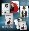 Zeszyt A5/80K/BR kratka 10 szt. Tokyo Girls