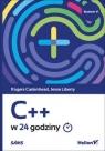 C++ w 24 godziny Cadenhead Rogers, Liberty Jesse