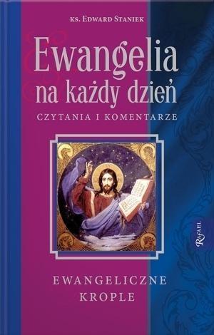 Ewangelia na każdy dzień Czytania i komentarze Staniek Edward