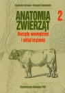Anatomia zwierząt Tom 2Narządy wewnętrzne i układu krążenia Krysiak Kazimierz, Świeżyński Krzysztof