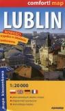Lublin mapa kieszonkowa 1:20 000
