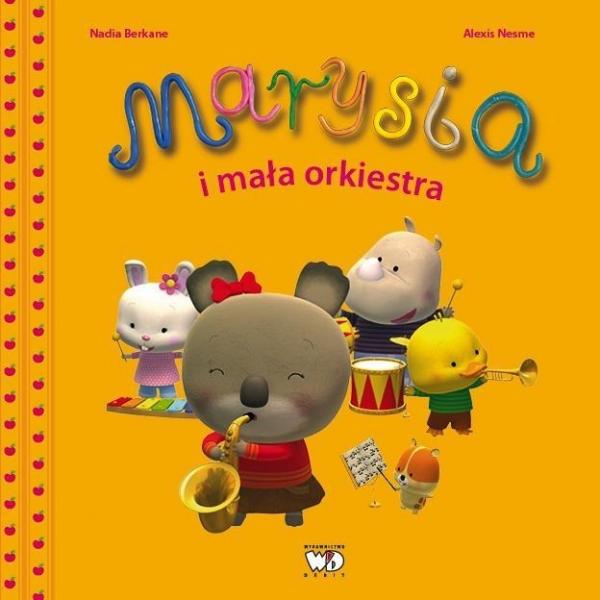 Marysia i mała orkiestra Berkane Nadia