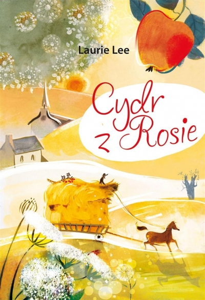 Cydr z Rosie Laurie Lee