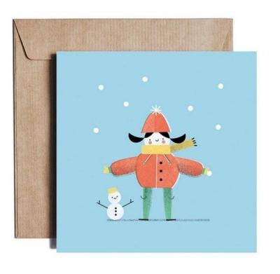 Karnet kw Mr. Frosty SH01