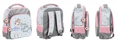 Plecak przedszkolny Balerina PP21BL-337 PASO