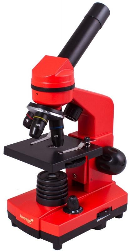 Mikroskop Rainbow 2L pomaranczowy (69114)