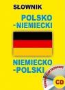 Słownik polsko-niemiecki niemiecko-polski + CD