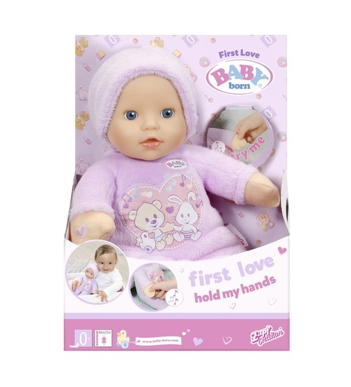 My little Baby born First Love Lalka 30 cm (822517)