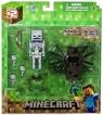 Minecraft Figurka Spider Jockey + akcesoria (MIN16451)