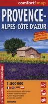 Prowansja Provence-Alpes-Cte d'Azur 1:300 000