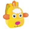 Plecak owieczka żółty