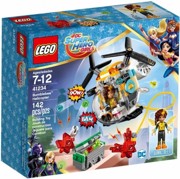Lego DC Super Hero Girls: Helikopter Bumblebee (41234)