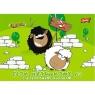 Blok rysunkowy z kolorowymi kartkami A3 16 kartek