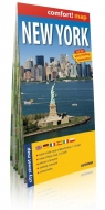New York City street map 1:75 000