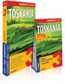 Toskania 3w1 przewodnik + atlas + mapa