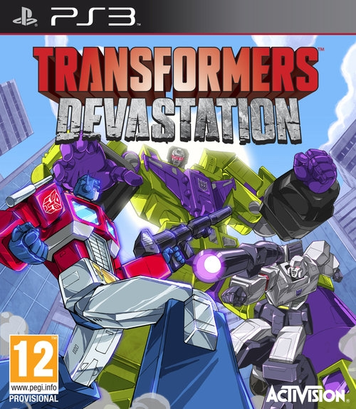 Transformer's Devastation PS3