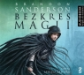 Bezkres magii(audiobook) Sanderson Brandon