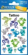 Tatuaże dla dzieci - Smoki (56751)