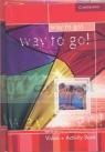 Way to Go! DVD +Activity Book
