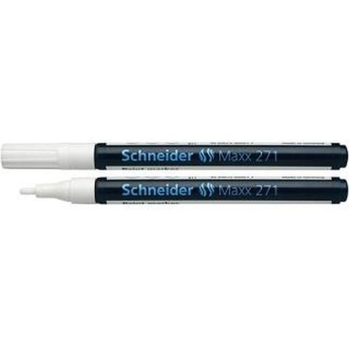 Marker olejowy Schneider Maxx 271 biały