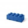 Szuflada klocek LEGO Brick 8 - Niebieska (40061731)