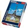 Puzzle Wieża Eiffla 2000 elementów (27051)