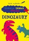 Klub małolata Edukacja, zabawa, naklejki. Dinozaury