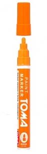 Marker olejny 2.5 mm - pomarańczowy TO-44052