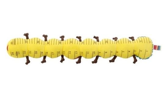 Lamaze: Gąsieniczka pluszowa z pozytywką (LC27107)