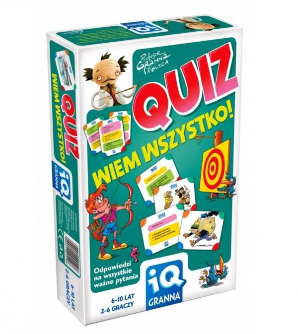 Quiz: Wiem wszystko! (00151)