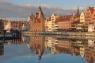 Kartka 3D Gdańsk, Bulwar nad Motławą