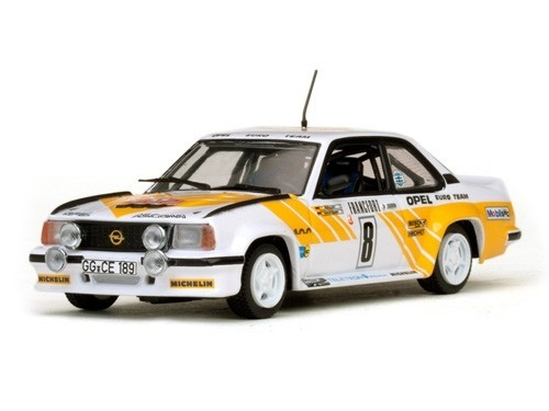 Opel Ascona 400 #8 J. Kleint