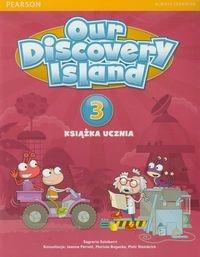 Our Discovery Island 3 Książka ucznia Opracowanie zbiorowe