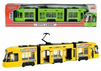 Tramwaj City Liner 46 cm, 2 rodzaje