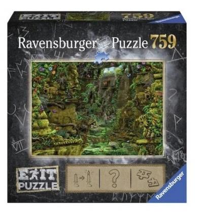 Puzzle 759: EXIT - Świątynia w Ankor (199518)