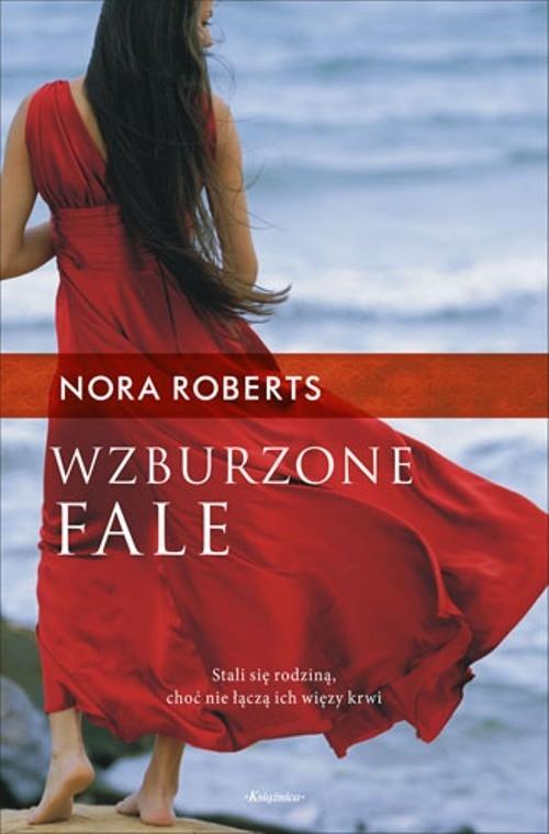 Wzburzone fale Roberts Nora