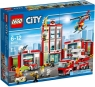 Lego City: Remiza strażacka (60110) Wiek: 6-12 lat