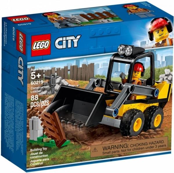 Lego City: Koparka (60219)