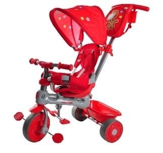 Rowerek czerwony (070251)