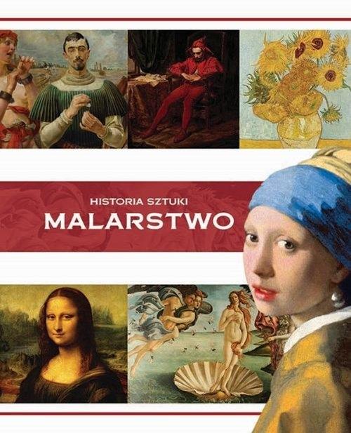 Historia sztuki Malarstwo (Uszkodzona okładka) Jackowiak Dominika