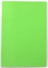 Arkusze piankowe 20x29cm 10 arkuszy kolor jasny zielony