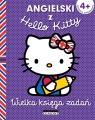 Angielski z Hello Kitty Wielka księga zadań  (51519) 4+ Dzierżawska-Bojanowska Zofia