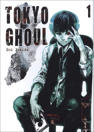 Tokyo Ghoul. Tom 1 Sui Ishida