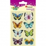 Naklejki 3d - Motyle (373274)