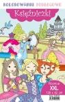 Księżniczki Kolorowanki podłogowe