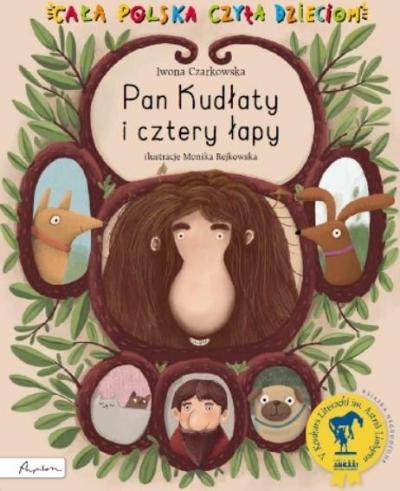 Pan Kudłaty i Cztery Łapy Iwona Czarkowska