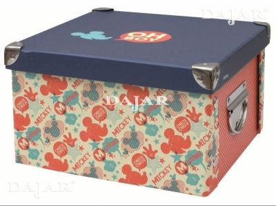 Pudełko średnie 24 x 24 x 14cm Mickey Classic