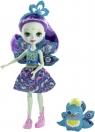 Enchantimals: lalka Patter Peacock + zwierzątko